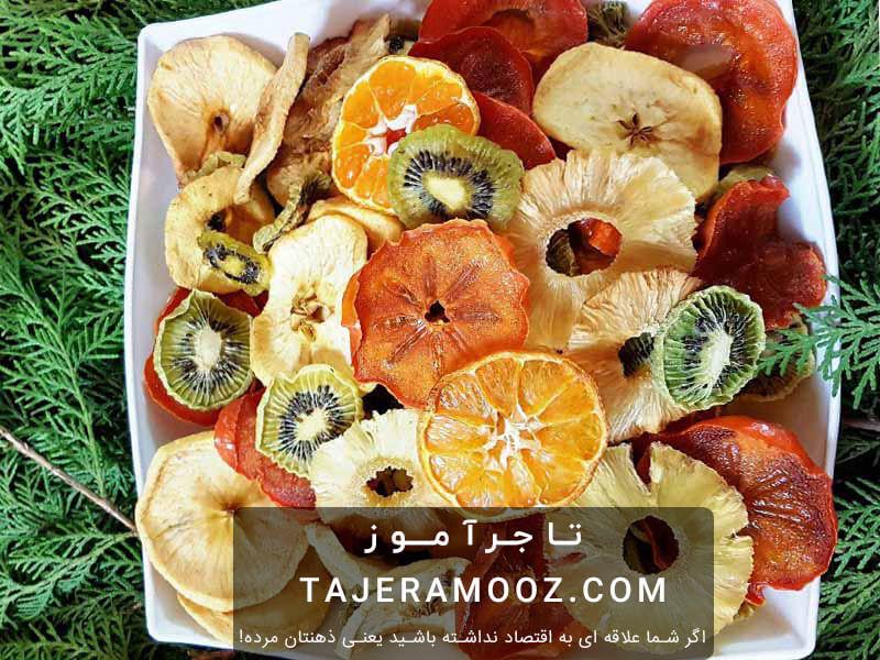 چیپس میوه چیست